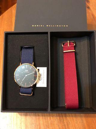 DW手錶 📣 限時優惠 10 % off 📣 畢業🎓精選禮物🎁 40mm