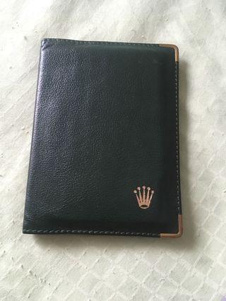 Rolex Passport Holder