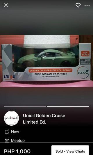 Unioil golden cruisers 2017 collection