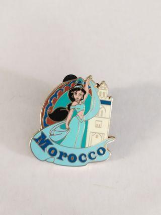 Disney pin pins 迪士尼徽章 襟章(包郵)苿莉公主