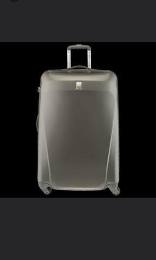 🚚 Brand new 76cm Delsey Belfort Trolley Case