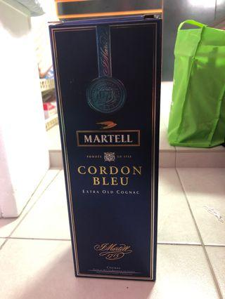 🚚 Martell Cordon Bleu 1L