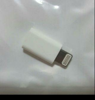 Apple iphone  Adapter / Lightning Adaptor