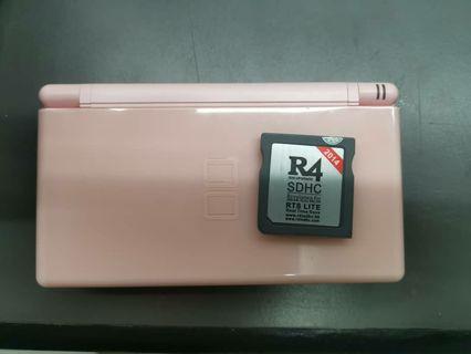 Nintendo DS Lite modded