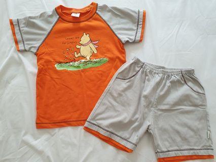 Disney Baby Winnie The Pooh Set