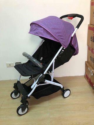 3fold baby stroller
