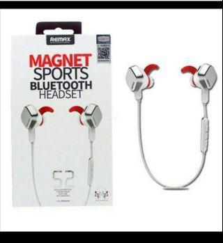 Remax S2 Bluetooth Headset earphone