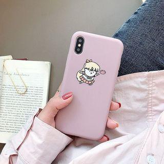 CASE iPhone x/xs mauve