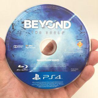 PS4 BEYOND: Two Souls 中文版 超能殺機:兩個靈魂