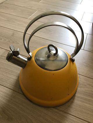 不鏽鋼笛音壺