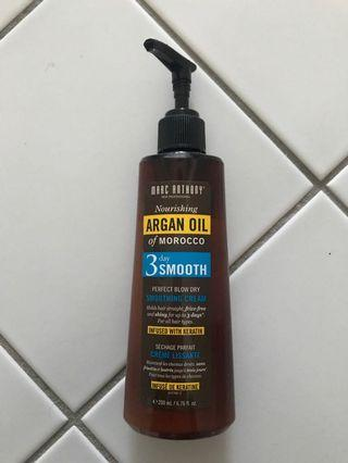 Marc Anthony Argan Oil smoothing cream