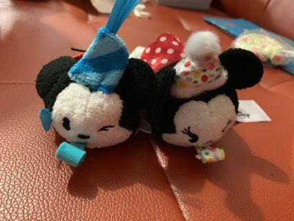 Disney Tsum Tsum 一對