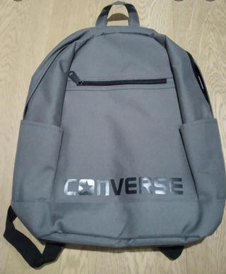 🚚 Brand new converse grey backpack