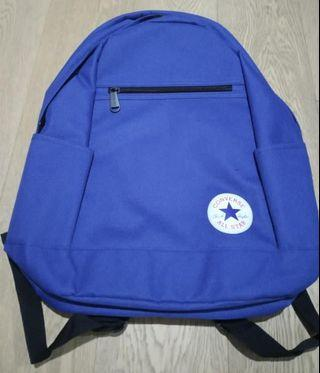 🚚 Brand new converse blue backpack (super sales)