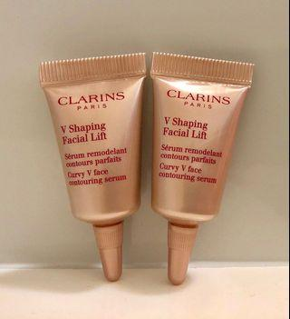 Clarins V Shaping Facial Lift Curvy V Face Contouring Serum V輪廓緊緻精華 3ml