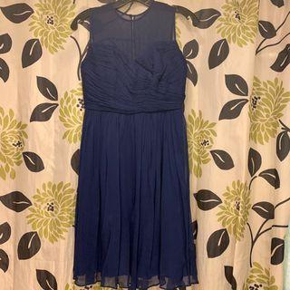 Jcrew 真絲連身裙 Silk Dress