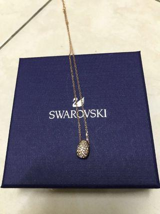 Swarovski Necklace Authenthic Limited Edition Brand New