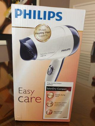 Brand New Philips Compact Hairdryer 1400W