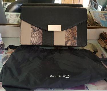 Aldo skin leather bag