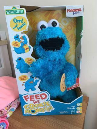 Playskool Cookie Monster