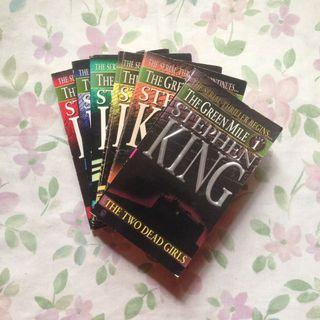 The Green Mile 1-6 by Stephen King