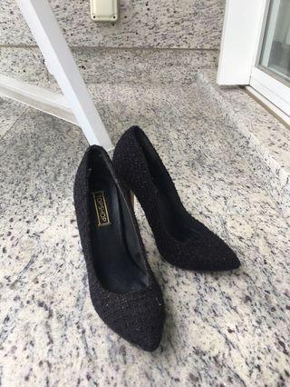 Topshop Black Stilettos 黑色高跟鞋