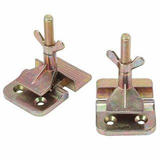 METAL BUTTERFLY HING CLAMP FOR SILKSREEN PRESS