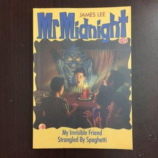 mr midnight james lee book #13