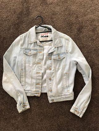 Size 8 jean jacket