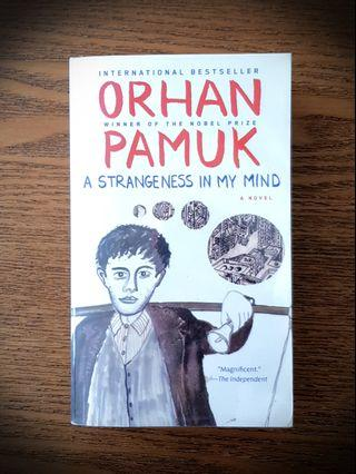 🚚 A Strangeness in My Mind by Orhan Pamuk