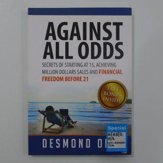 Against All Odds - By Desmond Ong