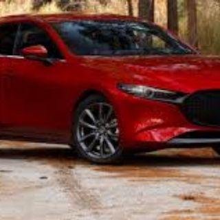 Mazda 3 1.6 Luxury Auto