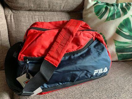 🚚 Brand New FILA Duffle Bag