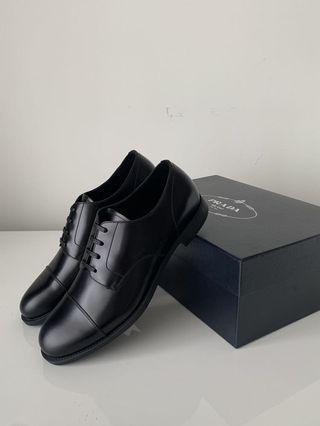Prada Leather Shoes UK9