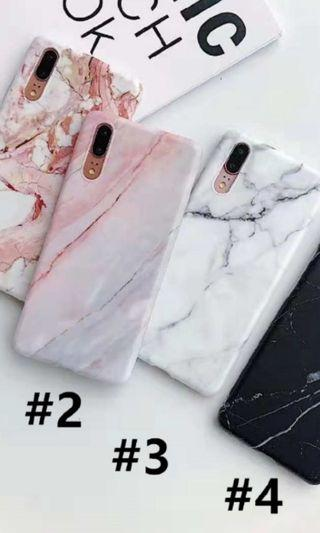 Marble Phone Case for Hua Wei p30 Lite