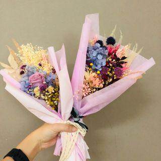 Preserved Flowers Bouquets