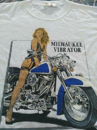 Vintage 80's Harley Davidson t-shirt