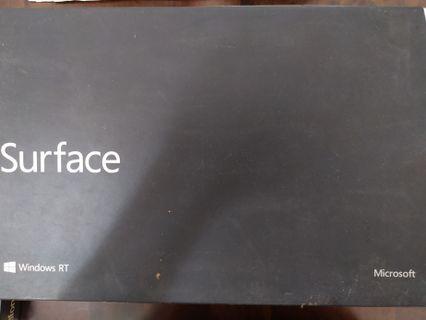 Microsoft Surface RT Pro