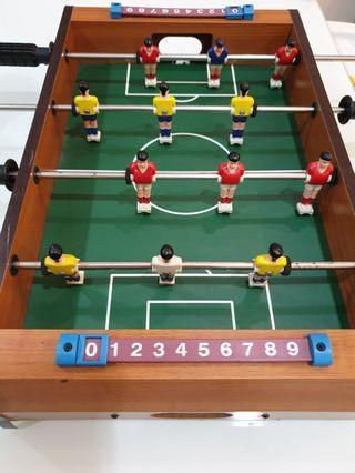 "20"" Wood Tabletop Football"