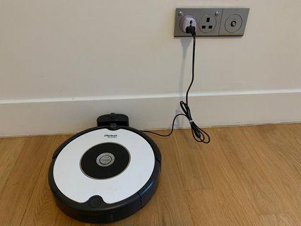 iRobot roomba free brand new floor mopping