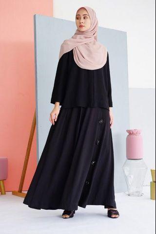 Calaqisya Vee Kurung (Skirt only)