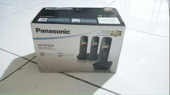 Wireless Panasonic KX-TG1613