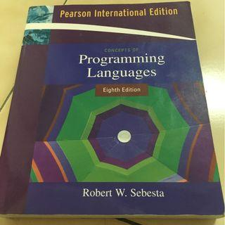 Programming Language Eighth Edition