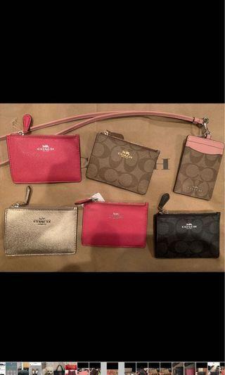 美國代購coach 銀包 wallet lv Chanel Gucci