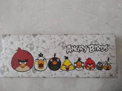 Tepak Magnet Angry Bird