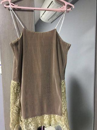 Clearance: Size M Ohvola lace camisole