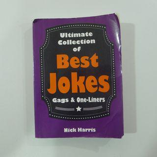 Ultimate Collection Of Best Jokes Gags & One-Liners - By Nick Harris