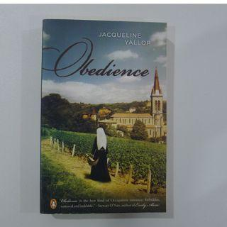 Obedience - By Jacqueline Yallop