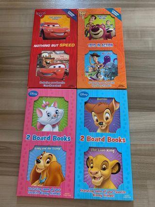 🚚 Mini Disney Board Books