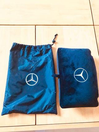 Mercedes Benz travel neck pillow